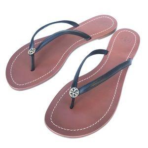 Tory Burch Size 11 Terra Thong Sandals flats